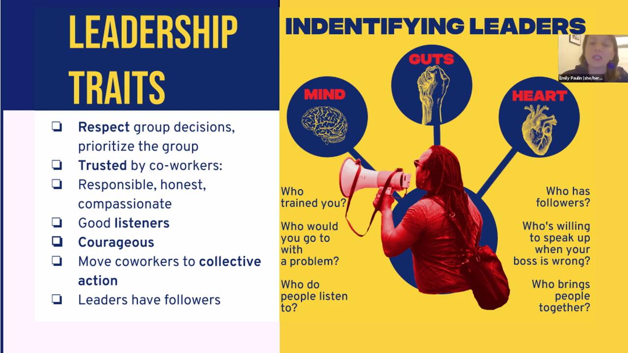 List of leadership traits