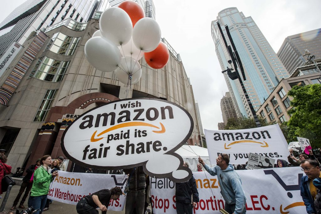 7 Things Amazon Has Taken Away from Whole Foods Workers